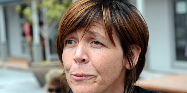 Green MP Jan Logie wants domestic abuse victims to get extra annual leave. Photo / Mark Mitchell