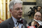 Ohariu MP Peter Dunne will be facing stiff opposition from Greg O'Connor in the upcoming election. Photo / Mark MItchell