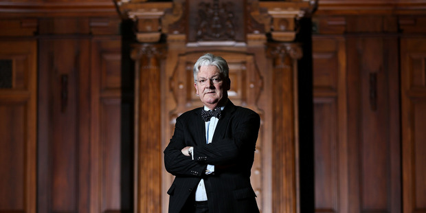 Is Peter Dunne a man whose run is nearly over? Photo / Getty Images