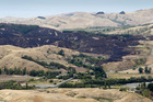 HEALTH: The Hawke's Bay District Health Board are warning people who live in fire affected areas to take precautionary measures due to ash and smoke contamination. PHOTO/WARREN BUCKLAND.