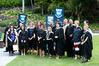 Northland's newest teachers, from the University of Auckland's Te Tai Tokerau Campus, graduate. PHOTO/MICHAEL CUNNINGHAM.