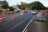 Roadworks at Whangarei Hospital will continue this week. PHOTO/MICHAEL CUNNINGHAM