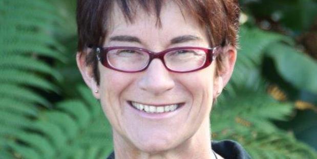 Philippa Baker-Hogan ... seeking Labour nomination in Whanganui