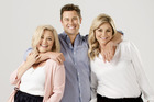 Sarah Gandy, Sam Wallace and Toni Street are fronting a new morning show for Auckland listeners of The Hits.