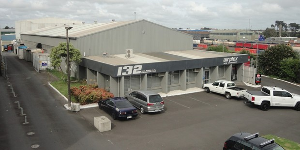This Otahuhu office and warehouse complex sold for $4.5 million. Photo / Supplied