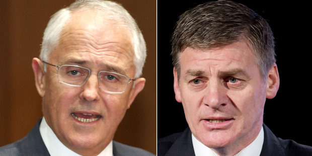 The two Prime Ministers have both replaced their parties' originally elected leaders.