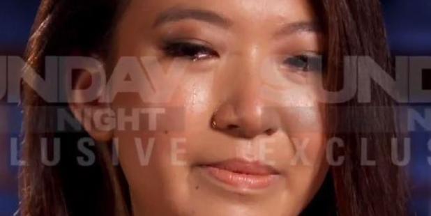 Brenda Lin breaks her eight year silence. Photo / Channel 7