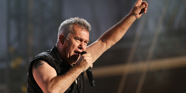 Jimmy Barnes has announced a full show at Auckland's Powerstation. Photo / Getty Images