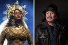 Carlos Santana has felt the wrath of the Beyhive and he's backing away. Photos / AP