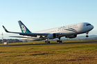 Air New Zealand Air NZ Boeing 767.