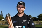Kane Williamson is keen to take on the best. Photo / Photosport