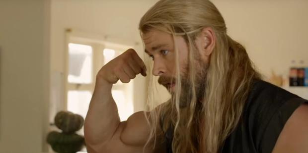 Loading Thor. Photo / YouTube