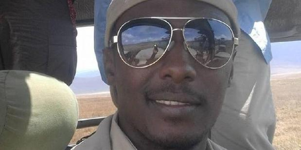 Tour guide Saimon Sirikwa has been charged with cybercrime offences over a video he said was intended as comedy. Photo / Facebook, Saimon Sirikwa