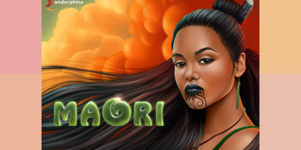 """The online gambling game """"Māori""""  has been withdrawn by its Czech creators after Māori protests. Image / Supplied"""