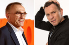 Danny Boyle says he and Ewan McGregor should've sorted their differences with fists. Photos / AP, Supplied