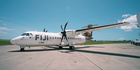 Fiji  Airways' brand new ATR 42-600.