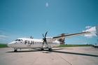 Fiji  Airways' brand new ATR 42-600.