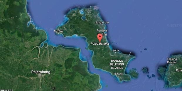 The 21 nurses were killed on Bankga Island on February 16, 1942.