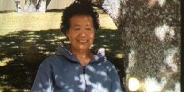 Kebai Liu, 76, left her home in Woodridge at about 8.30am. No one has made contact with her since. Photo / Supplied