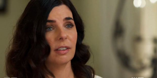 Loading Joanne Lees and has a sister she never knew she had, Jess, embrace when interviewed in 60 Minutes. Photo / Channel 9