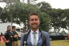 Charlie Tredway, Mr Gay New Zealand winner for 2017.