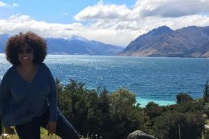 'I love NZ': Oprah's Kiwi photo album