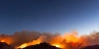 Watch: Watch: Stunning timelapse footage of Christchurch's Port Hills' fires