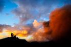 Mt Yasur volcano, Vanuatu. Photo / Getty Images
