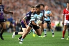 The Sharks could struggle to repeat last season's heroics, especially with Ben Barba having moved on. Photo / photosport.nz