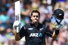 Ross Taylor has joined elite New Zealand company at Hagley Oval today.