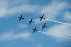 Planes and display teams from around the world will be helping the Royal New Zealand Air Force celebrate its 80th birthday at the 2017 Air Tattoo at Ohakea this weekend.