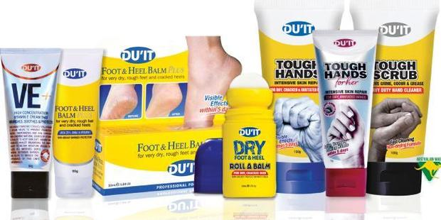 Zina Richter and her husband Pynith Char created the popular DU'IT products. Photo / Supplied