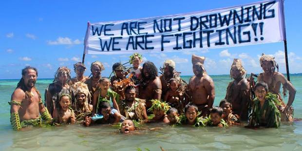 Fonua tackles the impact of climate change on Pacific peoples.
