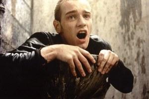 Ewan McGregor in the infamous toilet scene from the original Trainspotting. Photo/Miramax