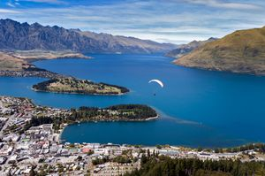 New Zealand's economy has been underpinned by record levels of tourism and migration. Photo / File