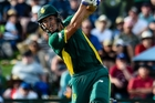 Dwaine Pretorius wants to be  seen as a 50-50 allrounder. Photo / Photosport
