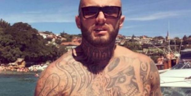 Michael ''Ruthless'' Davey was a fun-loving gangster thug and bikie before his murder. Photo / Supplied