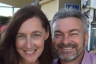 Karen Ristevski and husband Borce. His lawyer said on Wednesday he is the 'number one' murder suspect. Photo / Supplied