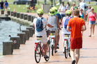 Tourists spent $1.8billion in the Bay of Plenty last year.  Photo/Ben Fraser