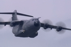 The Airbus A400m is one of the largest and fastest military planes around and its coming to NZ for the first time