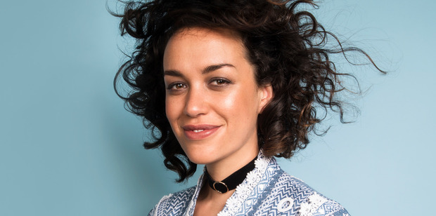 Loading Kanoa Lloyd is going from weather presenting to host of Three's new 7pm show, The Project. Photo/Guy Coombes