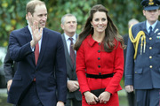 Why Kate and William, who married in 2011, are taking cues from the Queen when it comes to public displays of affection. Photo / Kirk Hargreaves