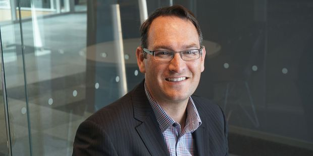 Peter Bailey, general manager of cybersecurity company Aura Information Security. Photo / Supplied.