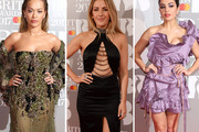 Rita Ora, Ellie Goulding and Charli XCX all made our worst dressed list this year. Photos / AP, Getty