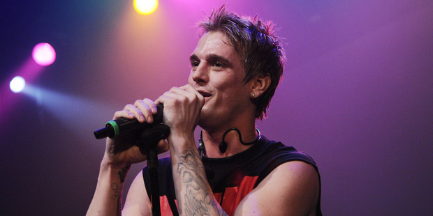 Aaron Carter Hits Back At Racist Comment Claims After On-Stage Assault