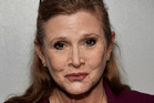 Actress Carrie Fisher. Photo / Getty