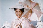 Actress Julie Andrews appears in the title role of the musical-fantasy, Mary Poppins. Photo / Getty