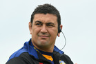 Bay of Plenty head coach Clayton McMillan. Photo / Getty Images.