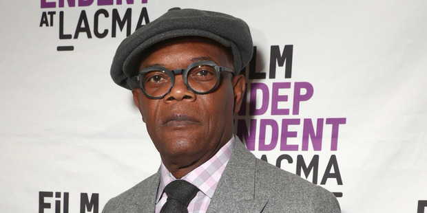 Loading Samuel L. Jackson isn't shy about revealing his Oscar picks. Photo / Getty Images
