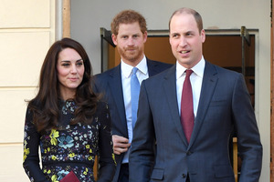 Is Prince Harry jealous of William?